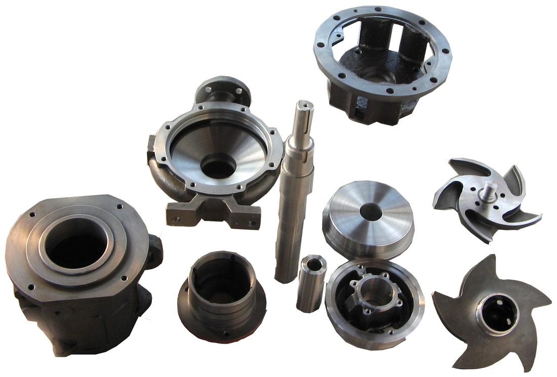 Centrifugal Pump Replacement Parts : Pump spare parts archives vietflow co ltd